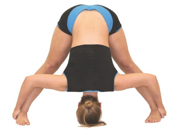 pelvic floor yoga pose