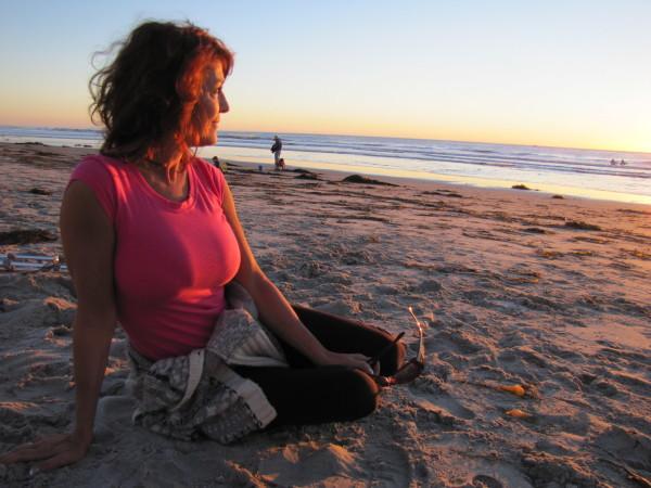 sunset, cardiff, November 10, 2010 034